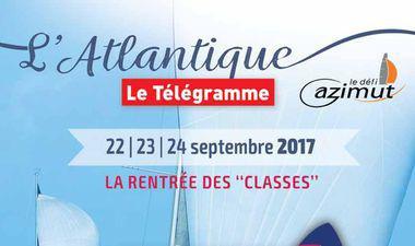 affiche régate atlantique le telegramme 2017