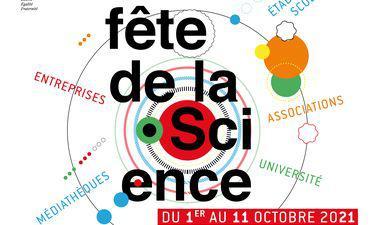 affiche fete de la science 2021