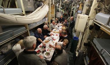 Repas des sous-mariniers Flore-S645 Lorient