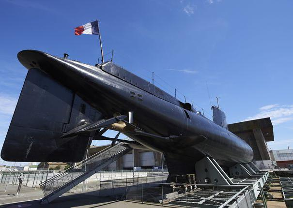 D couverte patrimoine bretagne bord du sous marin for Interieur sous marin